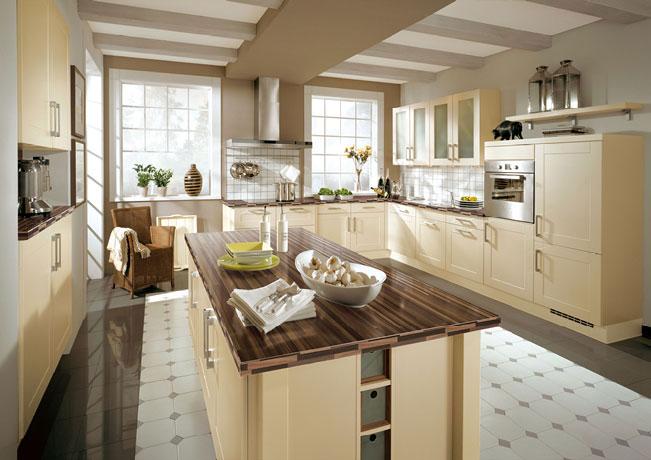 Nechcete Bílou Kuchyni Pořiďte Si Ji Ve Vanilkové Barvě