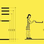 Naplánujte ukládání do výšky podle vaší výšky postavy.