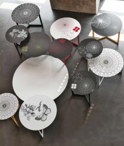 Konferenční stolky Joy Decor, Gruppo Tomasella