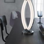 Stolní lampa z kolekce Vannes s CLC, Wofi