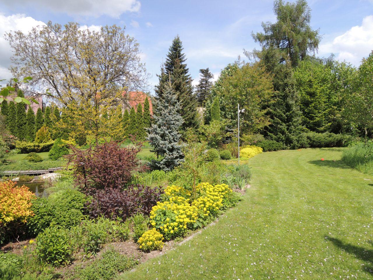 Promyslete kolik času můžete a jste ochotni zahradě věnovat.