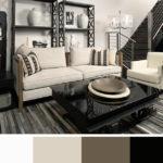 Tam kde používáme černý a tmavý nábytek je zapotřebí dostatek denního světla. Nezapomeňte kombinovat s odstíny černé a s bílou.