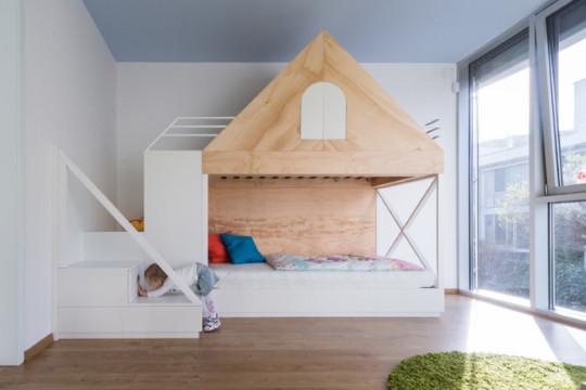 dětské pokoje otvírák