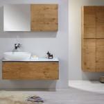 Keramické umyvadlo postavené na nábytku, kolekce VIPP, Le Bon