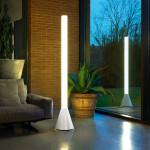 Stojací lampa Moby, Modo luce