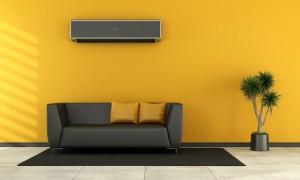 Světlé odstíny použijte do menších místností nebo do těch, kam nevchází dostatek denního světla.