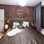 Velká boxspring postel je zárukou pohodlného spánku