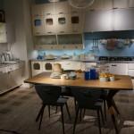 Pohled do kuchyně ve stylu Provence