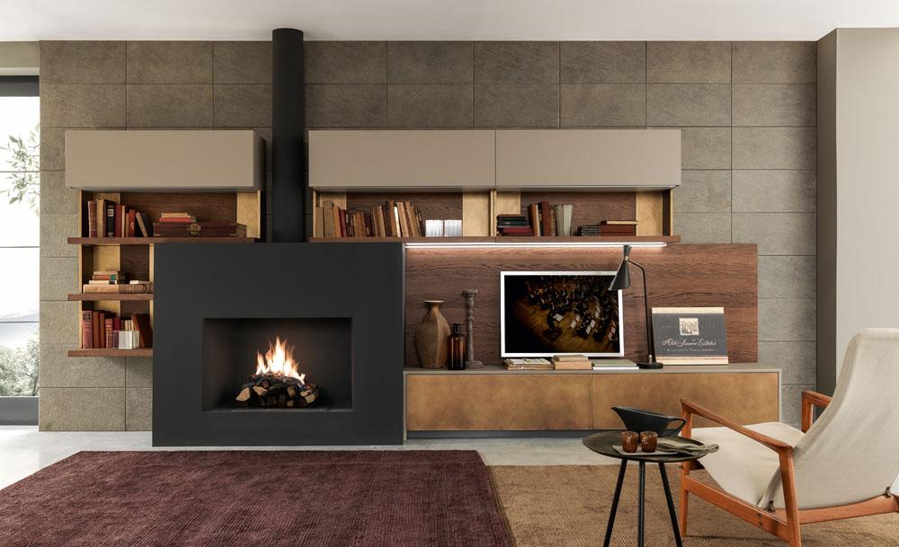 Stěně přidáte na zajímavosti ozdobíte-li ji velkoformátovým keramickým obkladem. Feba classic