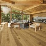 Dřevěná podlaha KÄHRS, dřevina dub