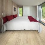 Dřevěná podlaha KÄHRS, dřevina jasan