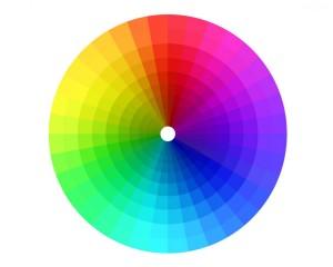 Barevné spektrum