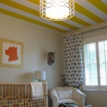 Dekoraci na stropě nejvíc ocení děti, proto se s ní setkáváme nejčastěji v jejich pokoji.