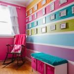 Zvolíte-li barvy, pak doporučujeme pastelové odstíny.