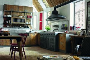 Kuchyně ve stylu vintage