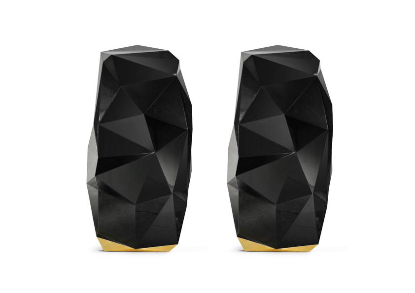 Do sejfu Diamond můžete ukrýt šperky, hodinky i dobré pití.