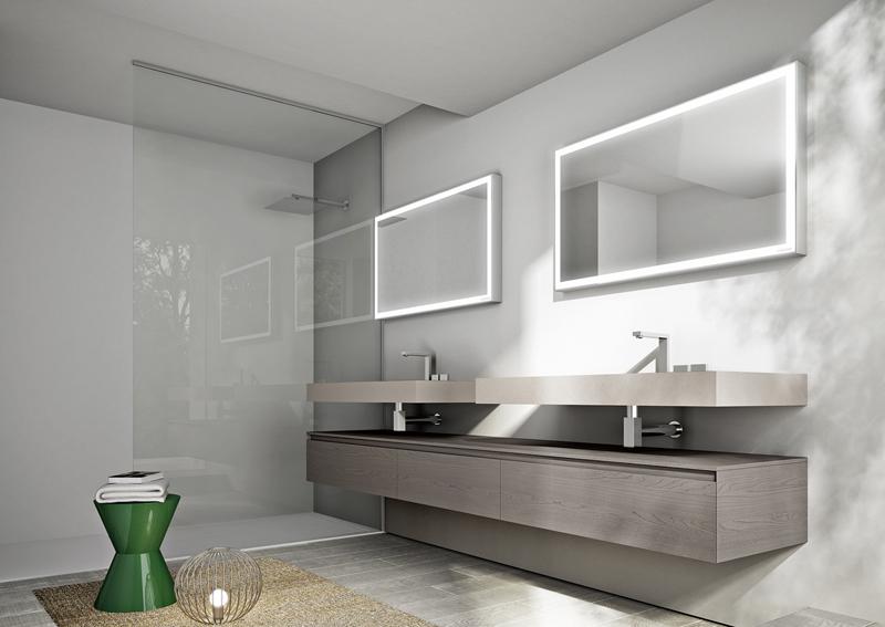Modern Bathrooms Setting Ideas: Dvojumyvadlo Nebo Dvě Umyvadla Vedle Sebe?