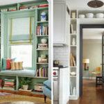 úložné prostory v malém bytě