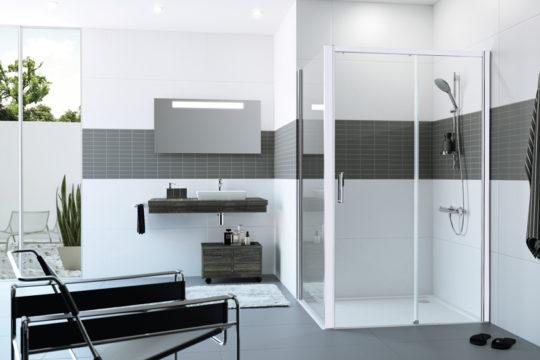 Posuvné sprchové dveře Classics II