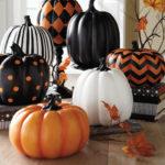 Dekorativní dýně, Halloween