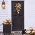 Zlatá dekorace, Halloween