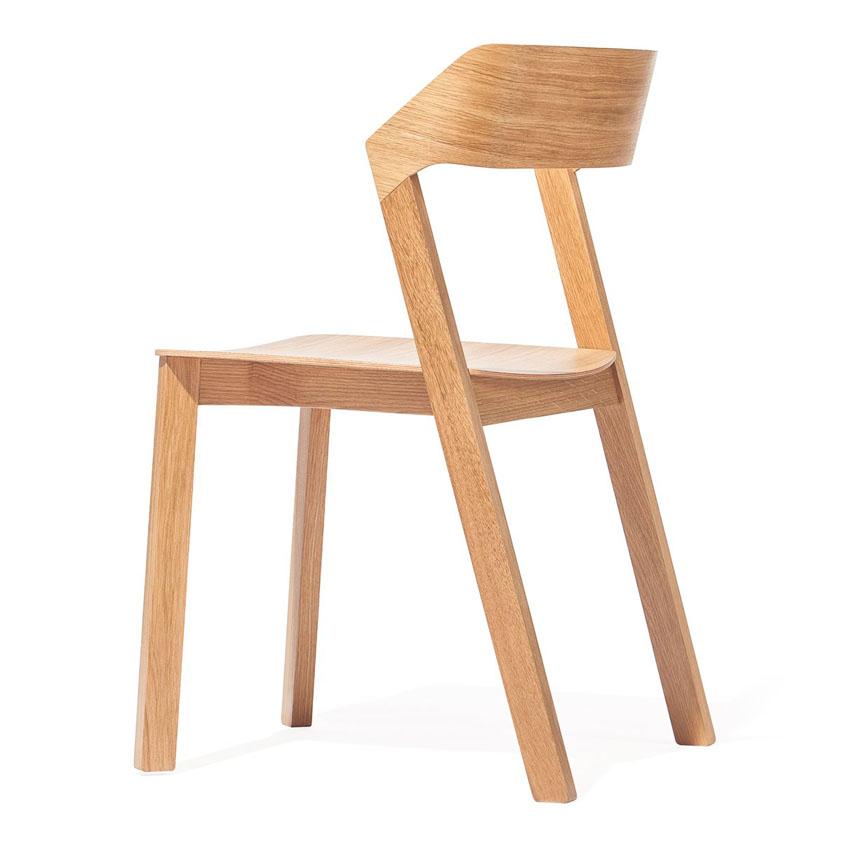 Dřevěná jídelní židle, TON