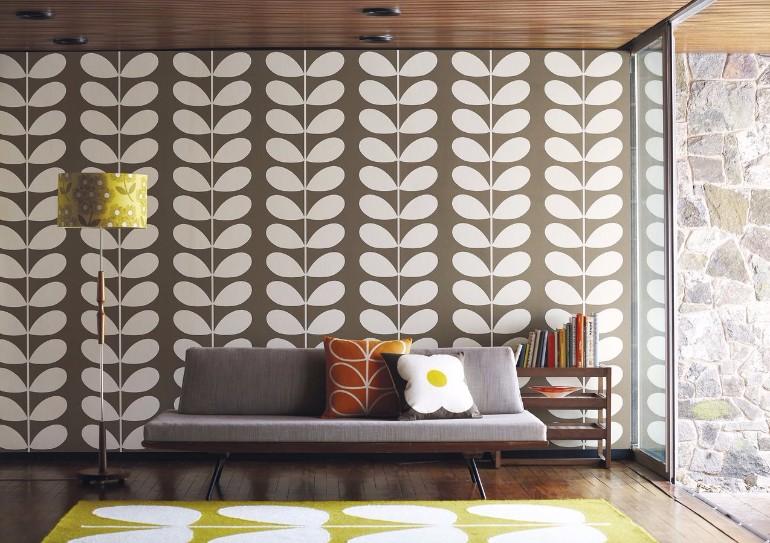Tapety oživují prostor. Ty s výrazným dekorem dvojnásob.