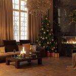 V noblesní vánoční dekoraci rozhodně nesmí chybět zlatá.