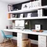 Pracovní místo můžete vytvořit pomocí desky, kterou umístíte na celou šíři vyhrazeného místa.