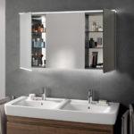 Koupelnová zrcadlová skříňka z kolekce Option, Geberit