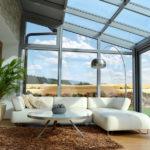 Zimní zahrada se může stát plnohodnotnou součástí obytného interiéru.