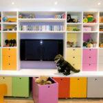 Televizor už dnes patří k běžnému vybavení dětského pokoje. Najděte pro něj vhodné místo.