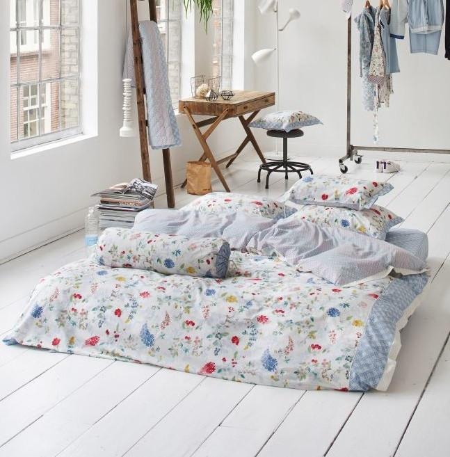 Oboustranné povlečení Pip Studio Hummi Birdsm, bavlna, 140 x 200 cm, cena 1 799 Kč, Bonatex.