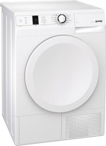 Sušička prádla s tepelným čerpadlem Gorenje D7565 J.  Energetická třída A++,  usuší 7 kg prádla, 15 programů. Cena 12 390 Kč, Okay.