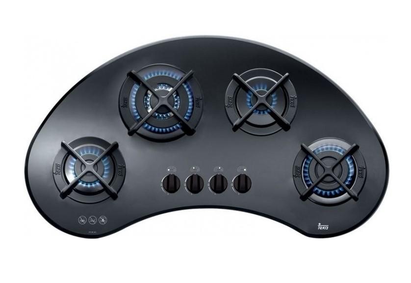 Keramická deska Teka VR 90 4G AI AL TR, elektrické zapalování, automatický zámek, možnost dokoupení trysek na propan-butan, záruka 4 roky. Cena 13 990 Kč.