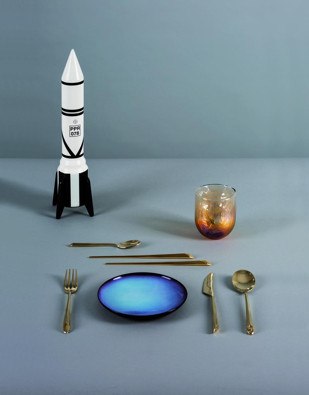 Cosmic Diner Quasar