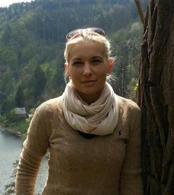 Lucie Voříšková. 37 let