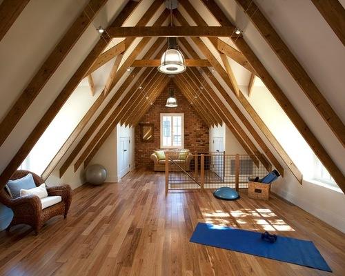 Izolace a častokrát i zvýšená podlaha prostor zmenší. Počítejte s tím dopředu.
