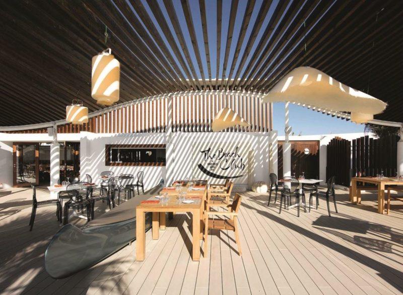 iDecKing se hodí i do vysoce namáhaných prostor, jako jsou například restaurace.