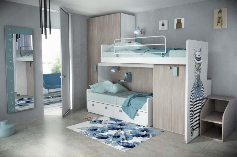 Palandy jsou řešením do malých pokojíků