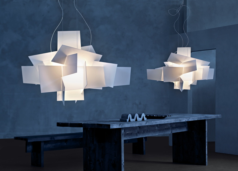 Lustr Big bang, Foscarini