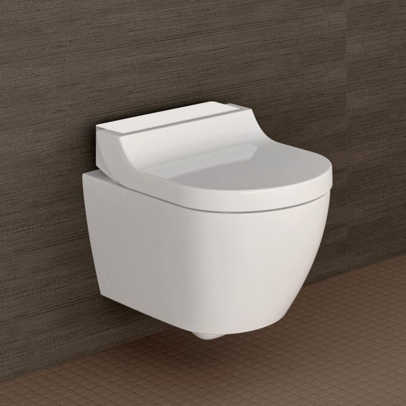 Řada Aquaclean, toaleta Tuma, Geberit