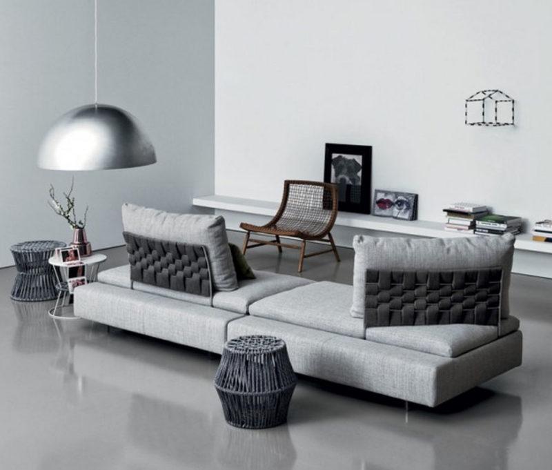 Polyfunkční typy sezení bezpochyby uplatníte i v případě stěhování, anebo tehdy, když každý nejméně jednou za rok přestavujete nábytek.