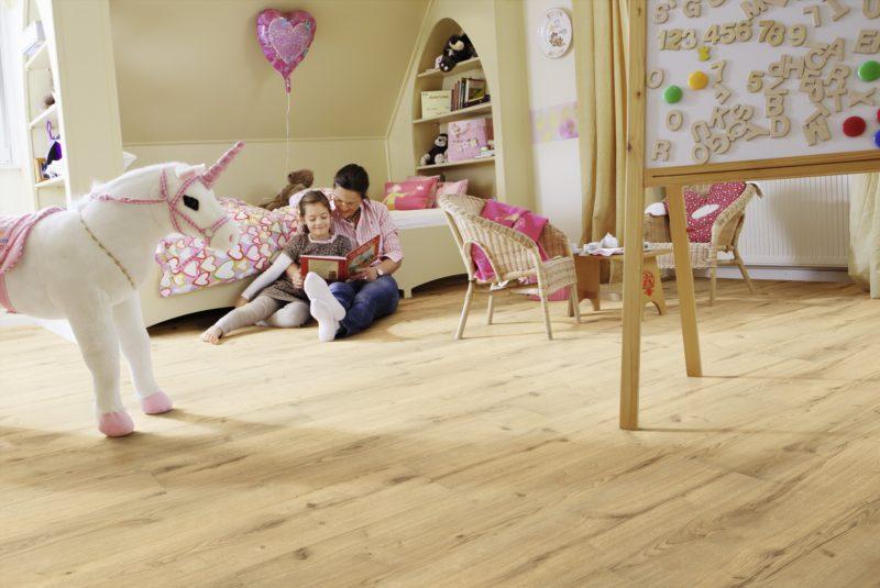 Čistě přírodní podlahová krytina Purline