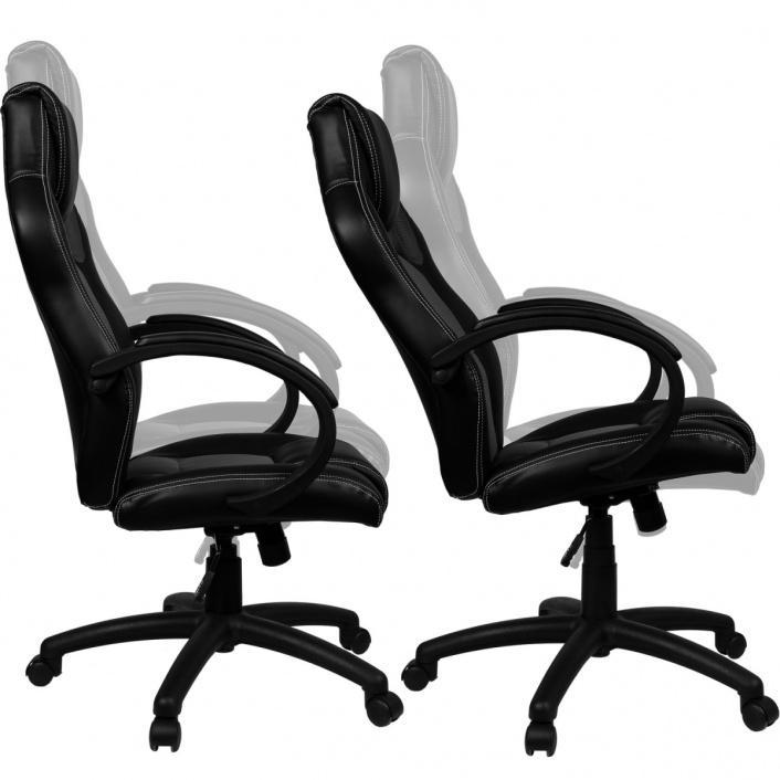 Každá kancelářská židle má mít možnost nastavení výšky sedu