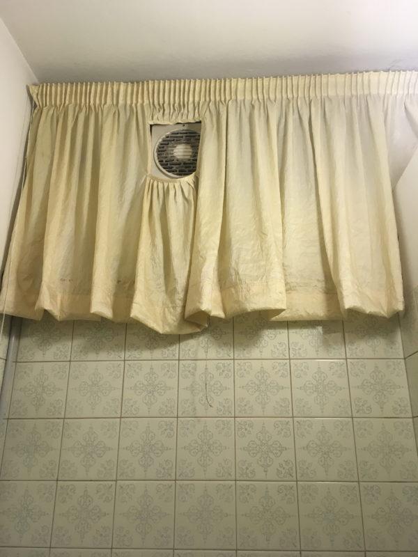 Toaleta v restauraci, která získala Michellinskou hvězdu