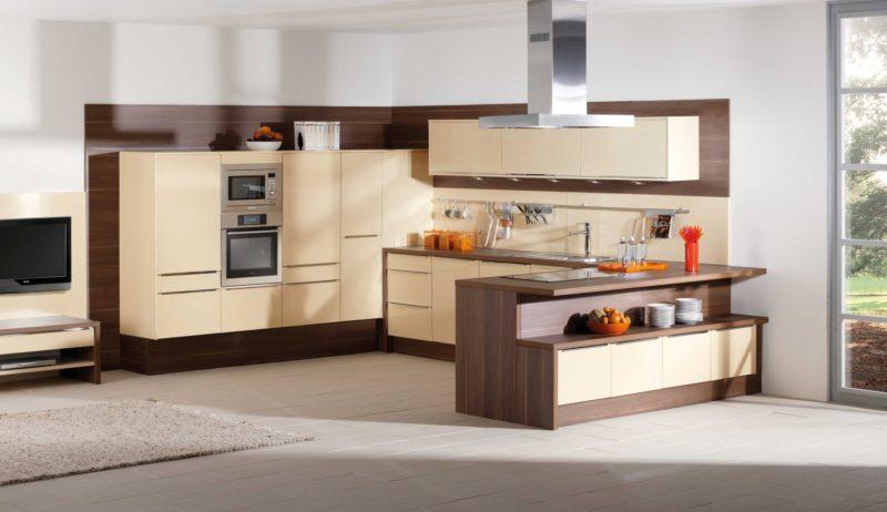 Jak správně uspořádat novou kuchyňskou linku?