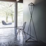 Tango, hliníková konstrukce, design Francisco Gomez Paz, Luceplan