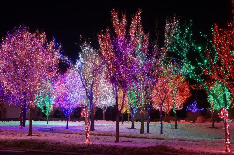 Světla mohou mít pevně nastavenou barevnost nebo je možné ji měnit. Záleží na typu svítidel.