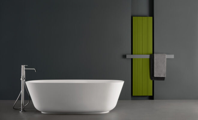 Antonio Lupi Design, radiátor BIT